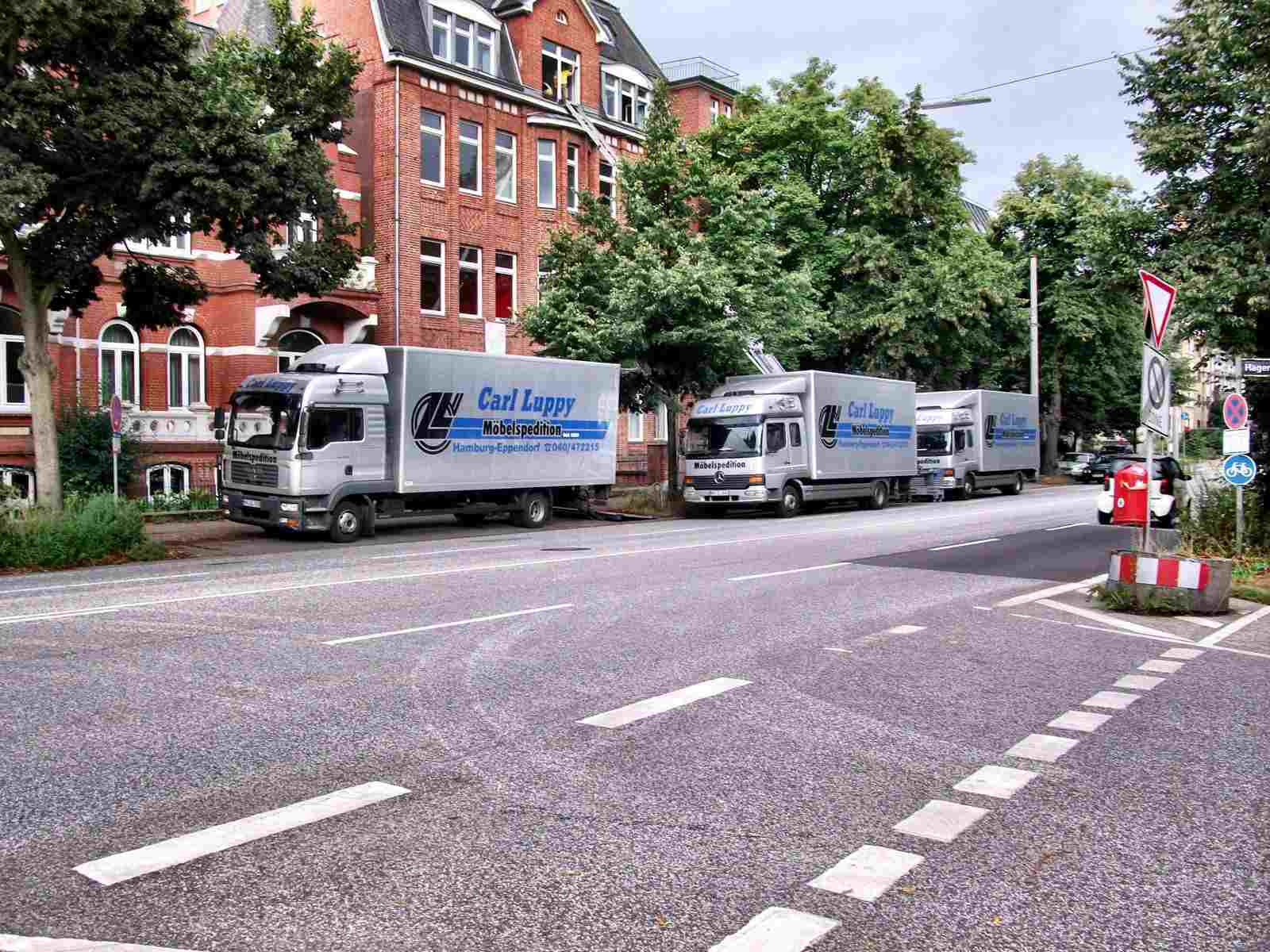 Möbeltransporte Hamburg